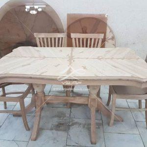 ست میز وصندلی