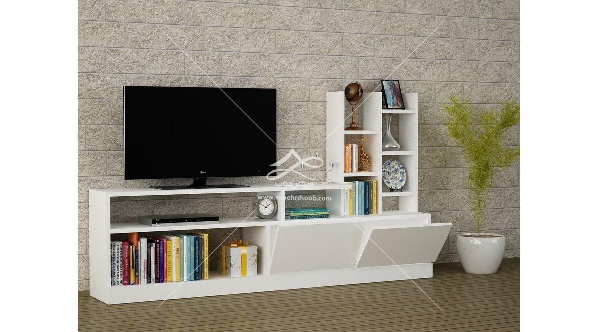 میز تلویزیون دیواری اسپرت