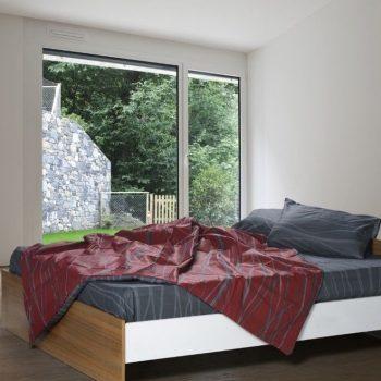 تخت تک نفره نوجوان - چوبی ساده 2