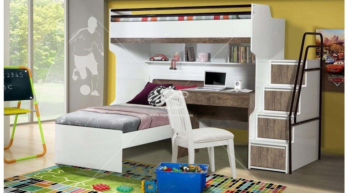 سرویس خواب کودک دو طبقه