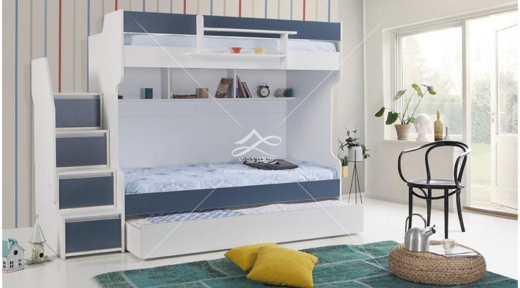 تختخواب دو طبقه اسپرت