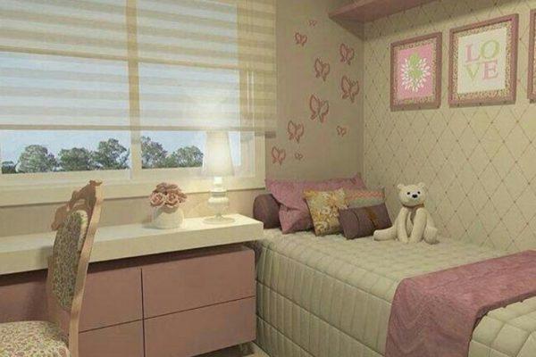 ایده درخشان برای اتاق خواب دخترانه