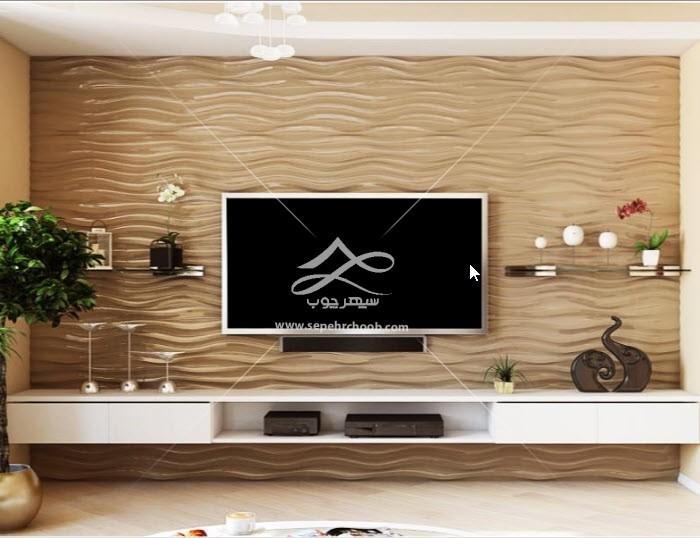 طراحی مدرن میز TV